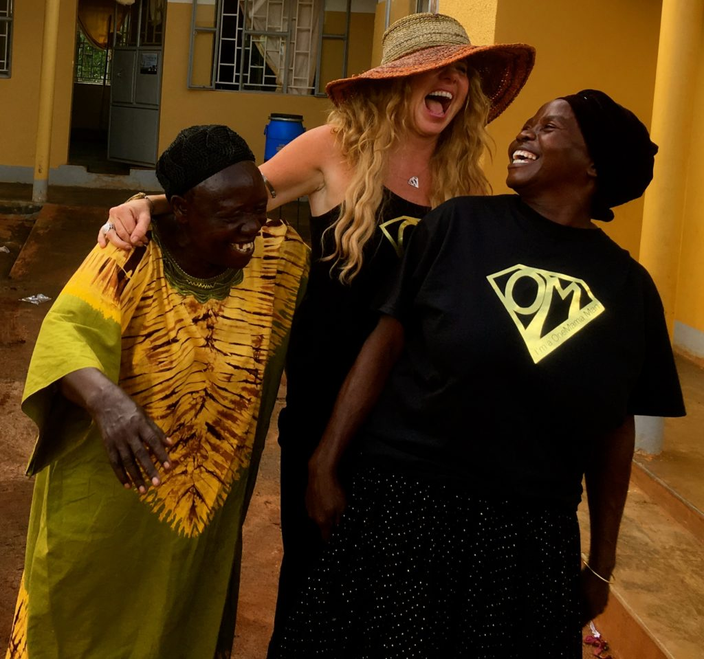 OneMama Brings Joy and Empowerment to Small Rural Village