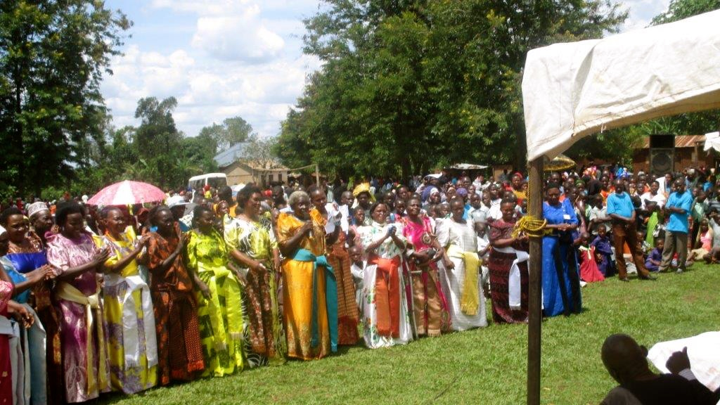 Womens Day in Uganda - OneMama Sponsored