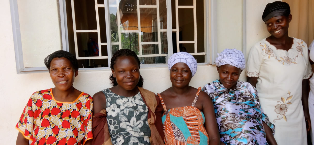 OneMama's Mission to Help Women and Children in Rural Uganda