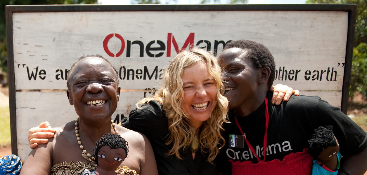Contact OneMama and Help Ugandan Women and Children