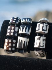 Handcrafted Cowhorn Bracelets
