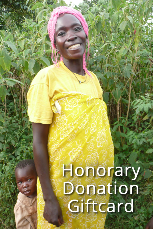 Honorary Giftcard Donation