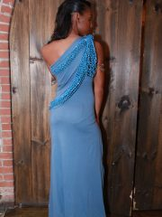 Goddess Gown - Back