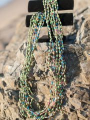 OneMama Refined Paper Bead Necklace