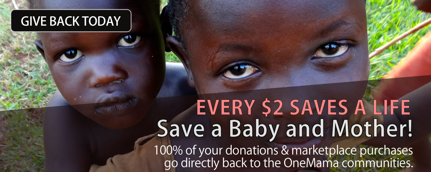 Support Mothers and Babies in Rural Communities When You Donate to OneMama