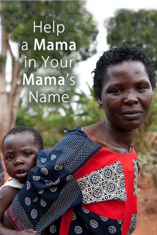Honorary OneMama Mother's Day Donation