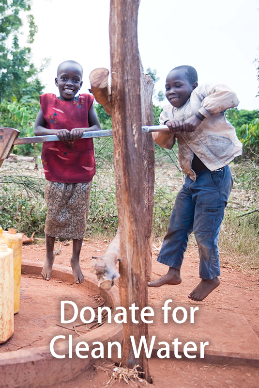 Donate for Clean Water