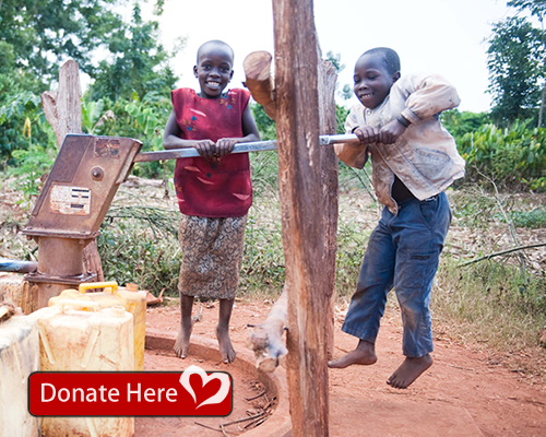 Support OneMama's Clean Water Project in Uganda