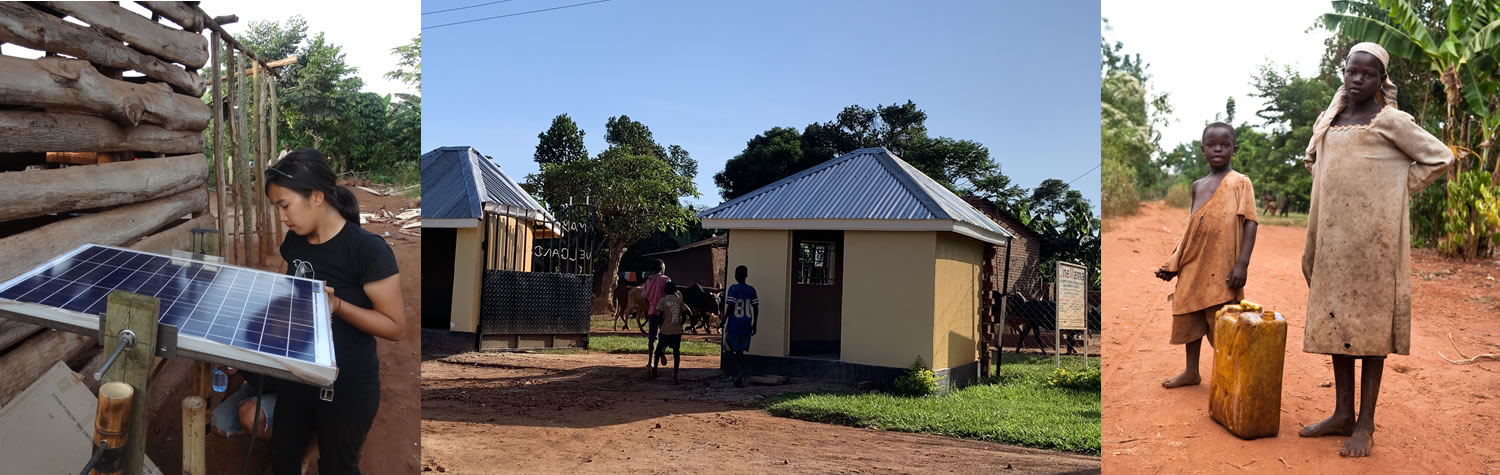 OneMama Brings Power to Rural Uganda
