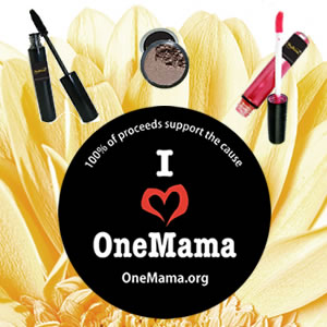 100% of Proceeds Support Charity Makeup Kit