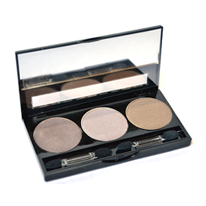 3 Shade Eye Shadow Palette