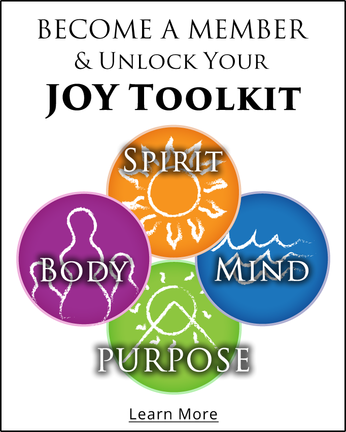 Join the Fighting For Your JOY Community Membership